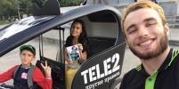 Tele2 устраивает летние велопрогулки