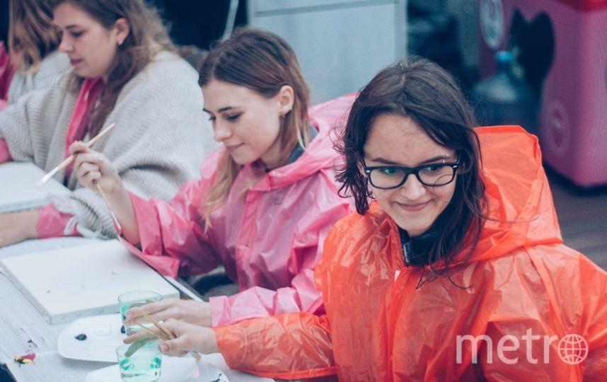 """Фестиваль """"Месяц открытых крыш"""" в Москве. Фото предоставлено организаторами."""