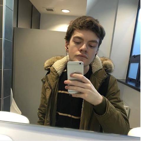 Тот самый британец по имени Итен. Фото www.instagram.com/ethanwoodford_