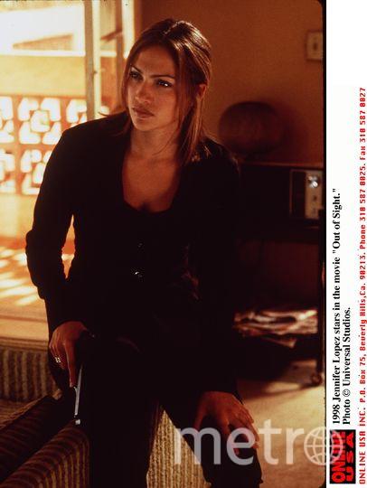 Дженнифер Лопес в молодости. Фото Getty