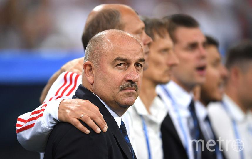 Станислав Черчесов вошёл в число лучших тренеров мира. Фото Getty