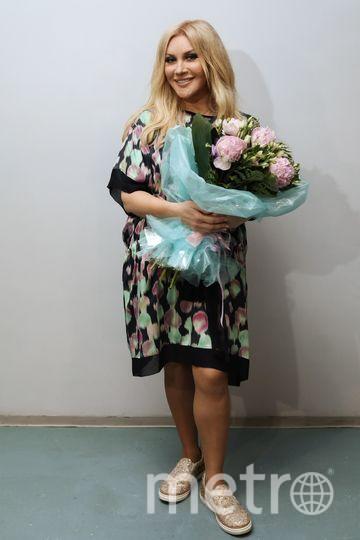 "Таисия Повалий на фестивале ""Белые ночи Санкт-Петербурга"". Фото Андрей Федечко."