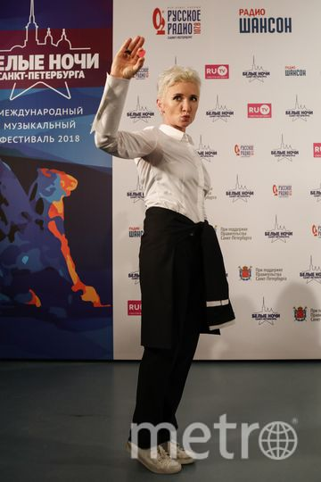"Диана Арбенина на фестивале ""Белые ночи Санкт-Петербурга"". Фото Андрей Федечко."
