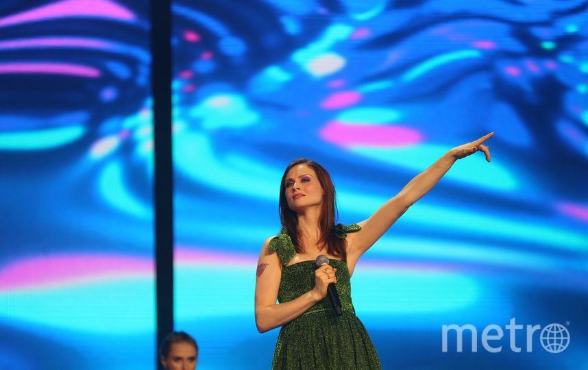 """Софи Эллис-Бекстор на фестивале """"Белые ночи Санкт-Петербурга"""". Фото Андрей Федечко."""