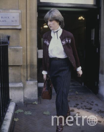 Принцесса Диана тоже любила носить брюки. Фото Getty