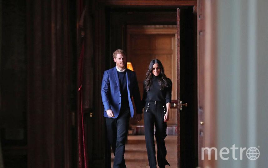 Стиль Меган Маркл не нравится королевской семье. Фото Getty