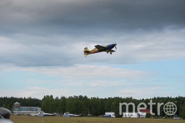 Архивные фото, аэродром. Фото РИА Новости