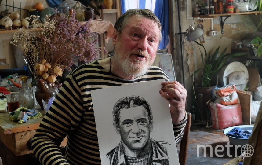 Андрей Краско умер через два года после окончания съёмок сериала. В продолжении появятся его портреты и фотографии. Фото Андрея Вилли Усова предоставлены студией АСДС