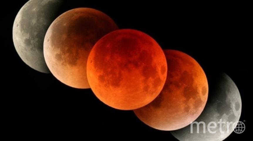 Наблюдать за затмением можно в планетарии в Петербурге.