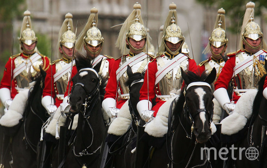 Королевская гвардия. Фото Getty