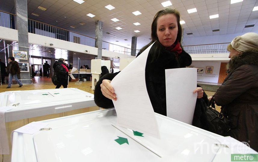 Горожане смогут проголосовать на любом удобном для себя избирательном участке. Фото Василий Кузьмичёнок