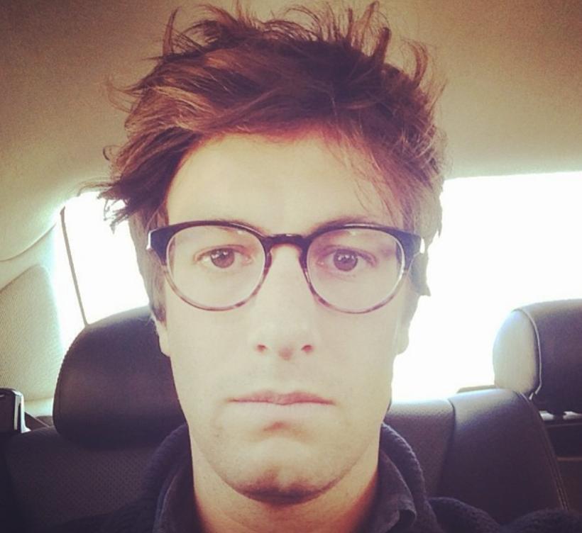 Джошуа Кушнер, фотоархив. Фото скриншот www.instagram.com/joshuakushner/