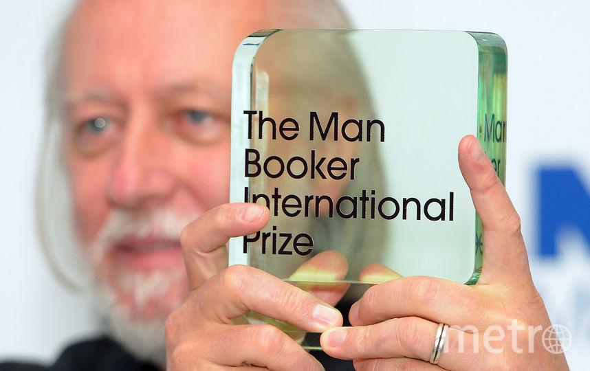 Международная Букеровская премия. Фото Getty