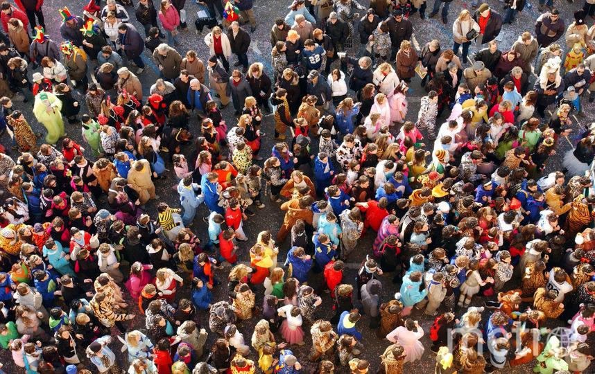 Численность населения России сократится на 10 млн к 2036 году. Фото Getty