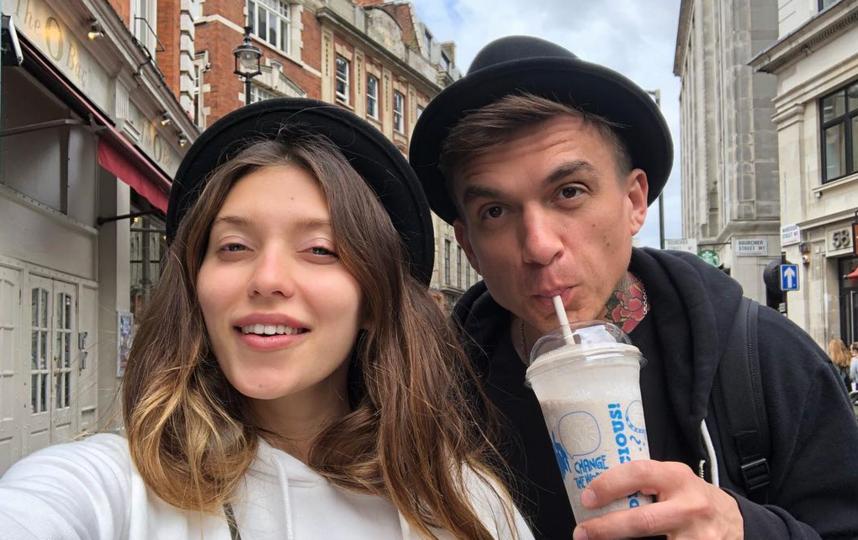 Регина Тодоренко и Влад Топалов. Фото Скриншот Instagram: @reginatodorenko