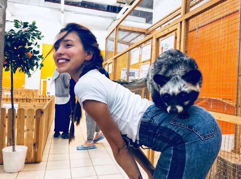 Регина Тодоренко. Фото Скриншот Instagram: @reginatodorenko