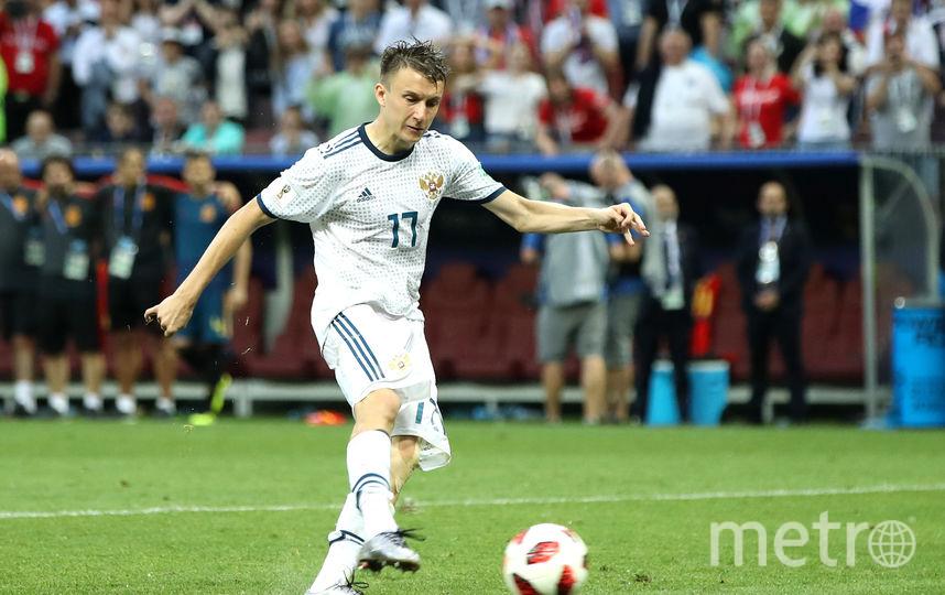 Головин стал самым дорогим футболистом в истории России. Фото Getty