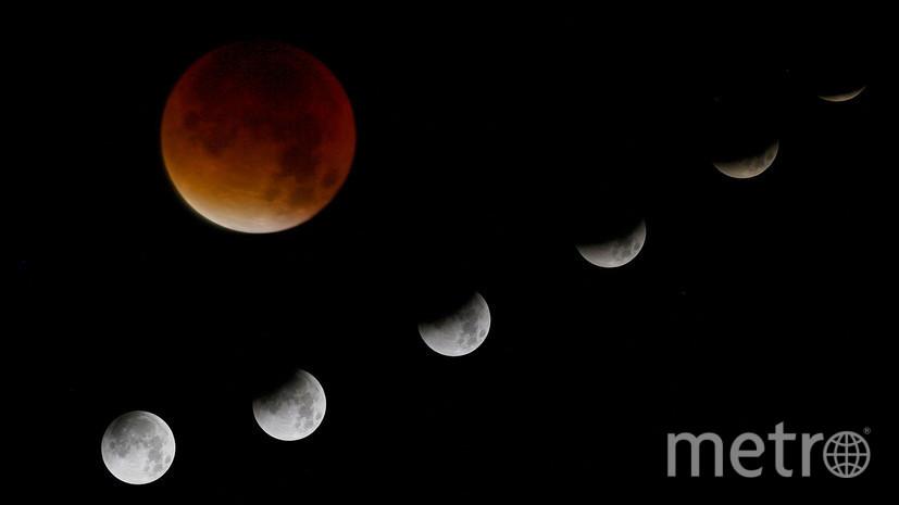 Затмение Луны 27 июля будет самым длинным за 100 лет. Фото Getty