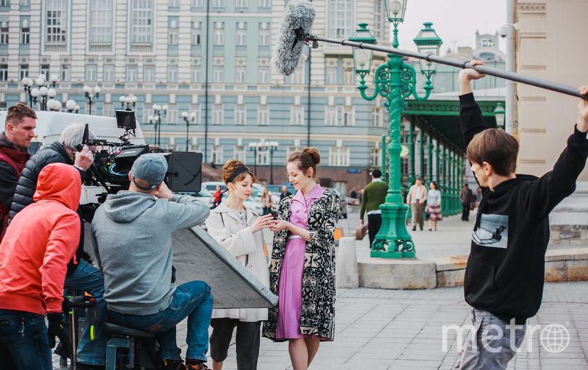 Действие фильма «Француз» Андрея Смирнова разворачивается в 1957 году, но многие сцены снимают в современной Москве. Фото  «Москино»