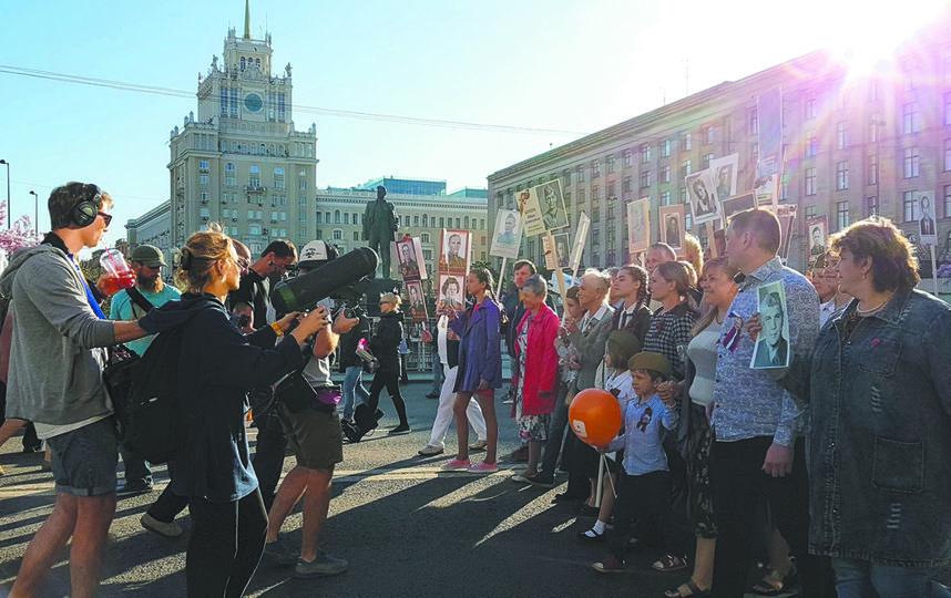 """Триумфальная площадь. Фото """"Москино"""""""