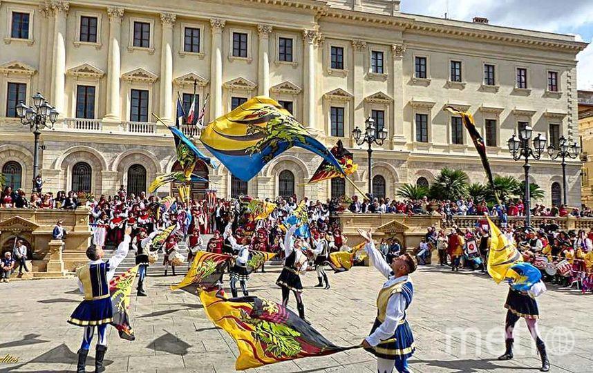 Знаменосцы приедут из Италии. Фото Facebook | Gruppo Storico Sbandieratori Fivizzano