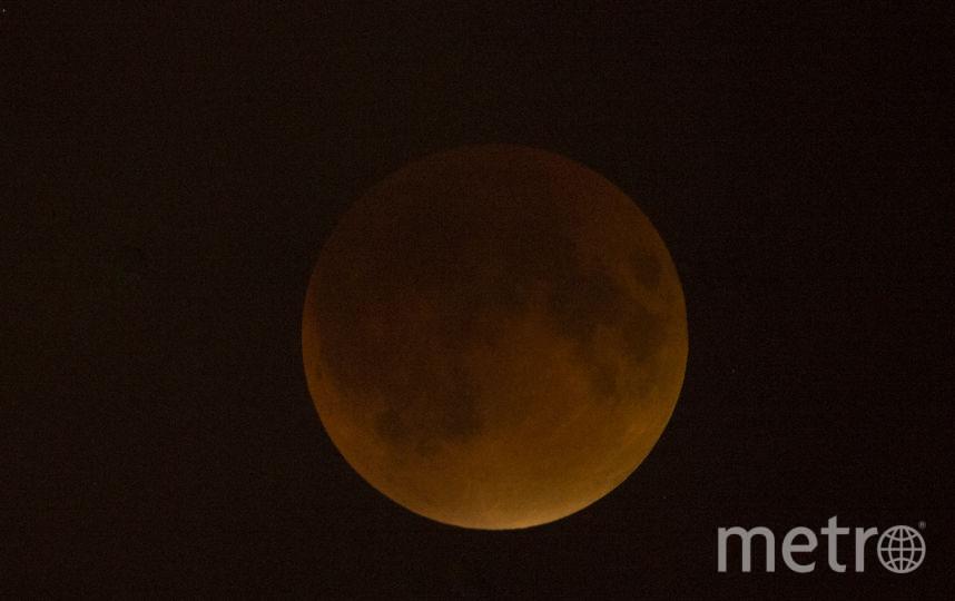 Луна. Фото Getty
