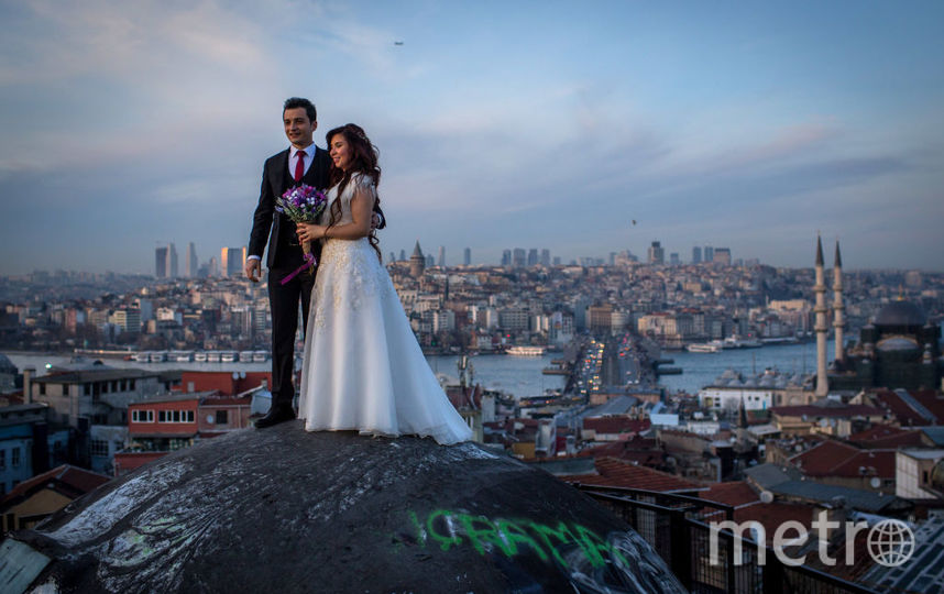 Госдума приняла закон о праве россиян выбирать дату регистрации брака. Фото Getty