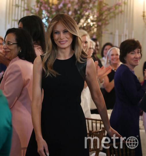 Меланья Трамп. Фото Getty