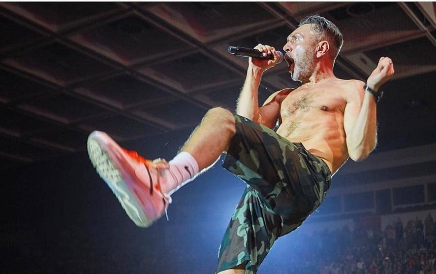 Сергей Шнуров. Фото Скриншот Instagram: leningrad_on