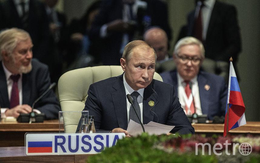 Главы стран БРИКС подписали декларацию. Фото AFP