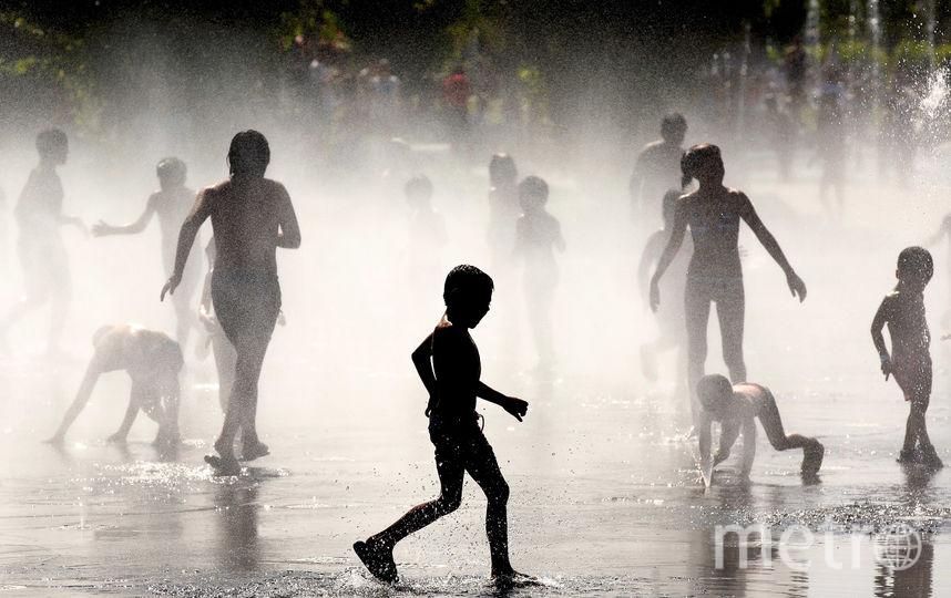 Для предотвращения последствий воздействия жары на состояние здоровья людей эксперты ВОЗ выпустили ряд рекомендаций. Фото Getty