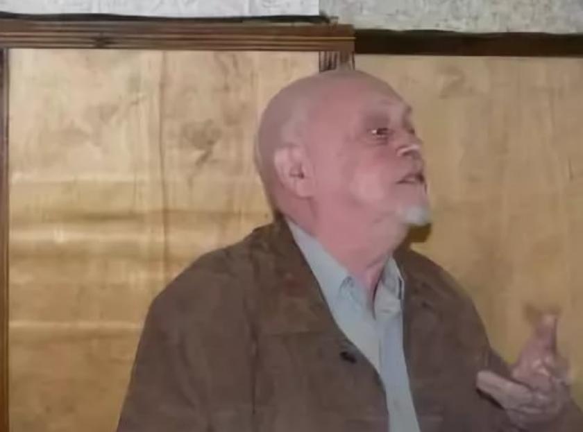 Игорь Беляев, фотоархив. Фото скриншот Youtube
