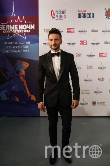 Сергей Лазарев.