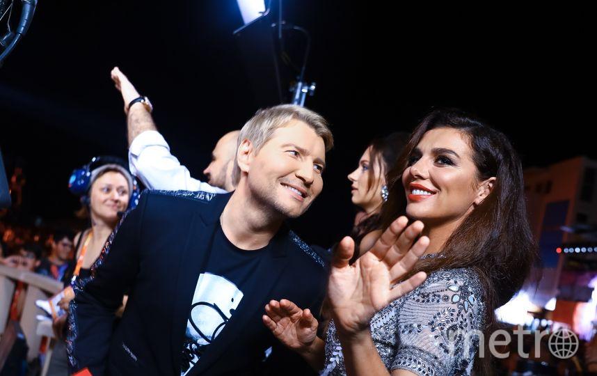 Николай Басков и Анна Седокова. Фото Предоставлено организаторами