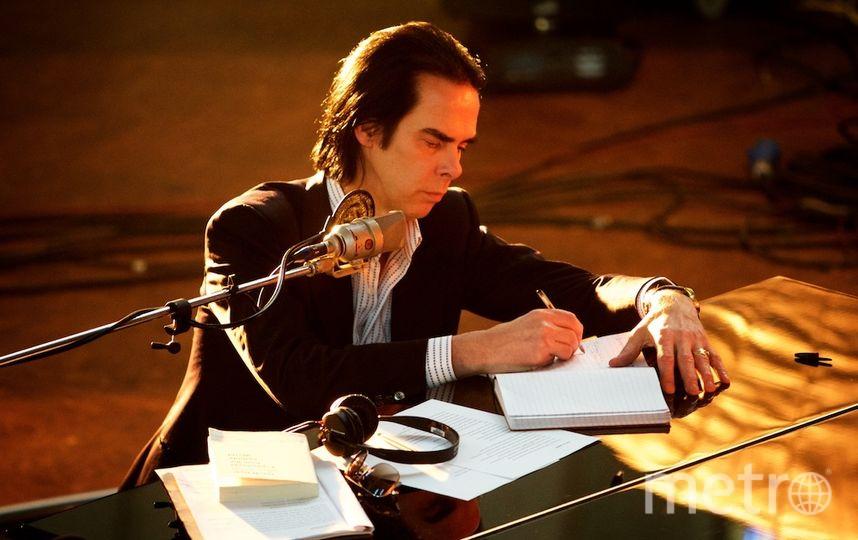 """Концерт """"Nick Cave&The Bad Seeds"""". Фото Предоставлено организаторами"""