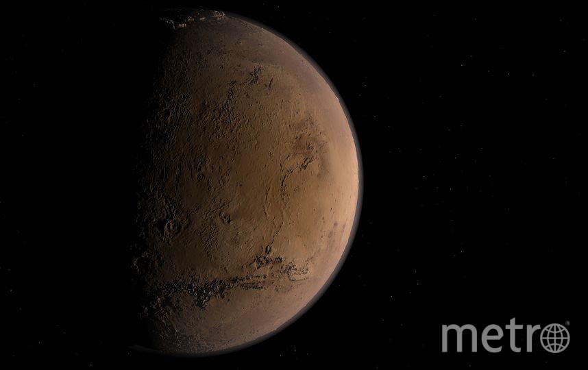 Марс. Фото Pixabay