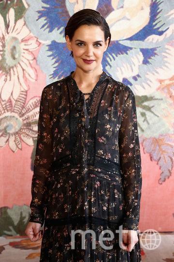Кэти Холмс сейчас, 2018. Как сегодня выглядит актриса. Фото Getty