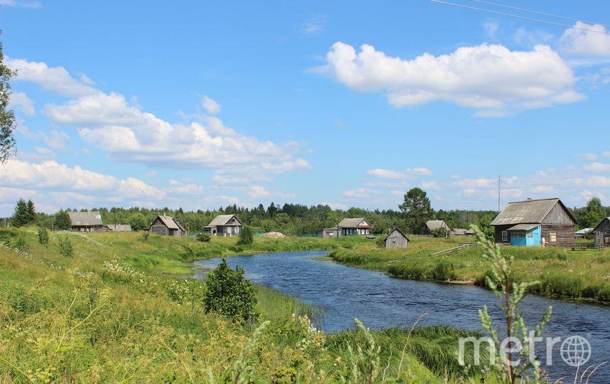 "Деревня Лидь. Фото Дарья Есенина., ""Metro"""