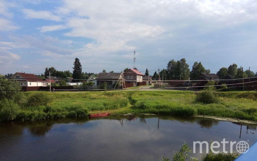 "Село Сомино. Фото Дарья Есенина., ""Metro"""