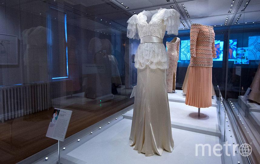 Платье в музее принцессы Дианы, фотоархив. Фото Getty