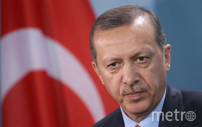 Эрдоган посетил БРИКС и хочет, чтобы Турция вошла в эту группу. Фото Getty