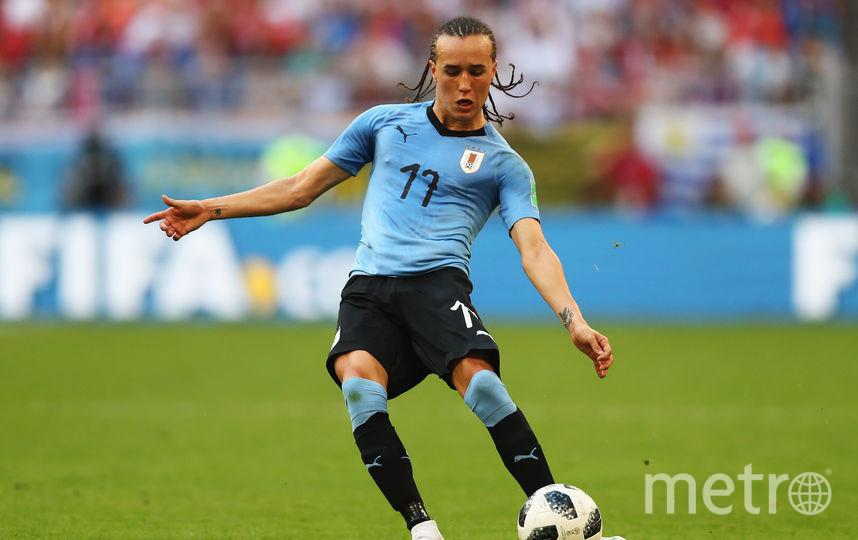«Зенит» предложил «Дженоа» 18млневро заполузащитника сборной Уругвая Лаксальта