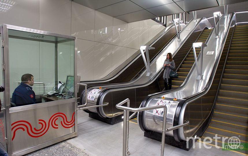 Бесплатный Wi-Fi заработал в поездах Большой кольцевой линии метро Москвы. Фото Василий Кузьмичёнок