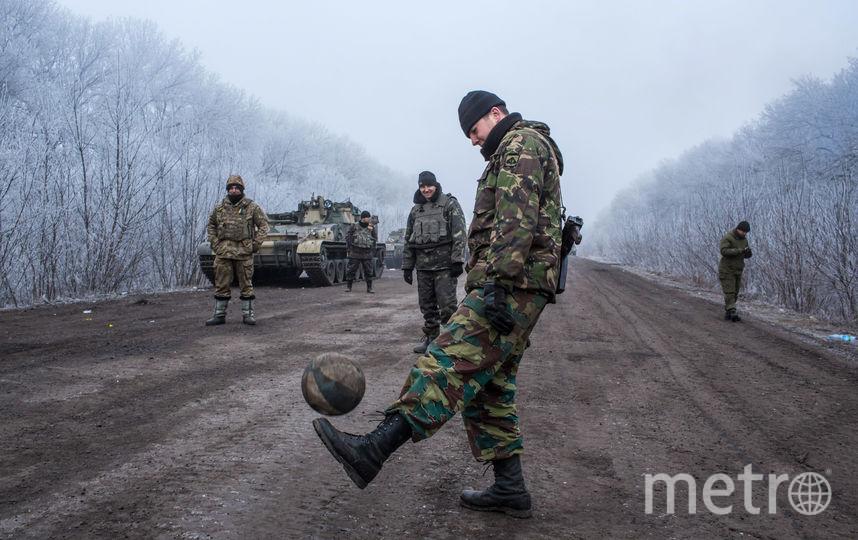 Из украинской армии массово увольняются военнослужащие. Фото Getty