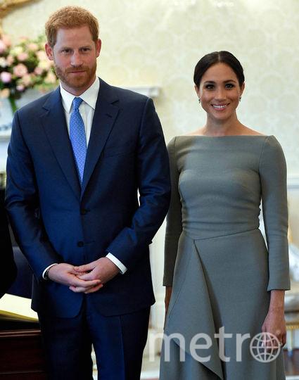 Герцог и герцогиня Сассекские Меган и Гарри. Фото Getty