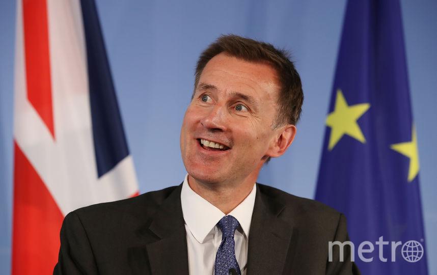 Новый министр иностранных дел Великобритании Джереми Хант. Фото Getty