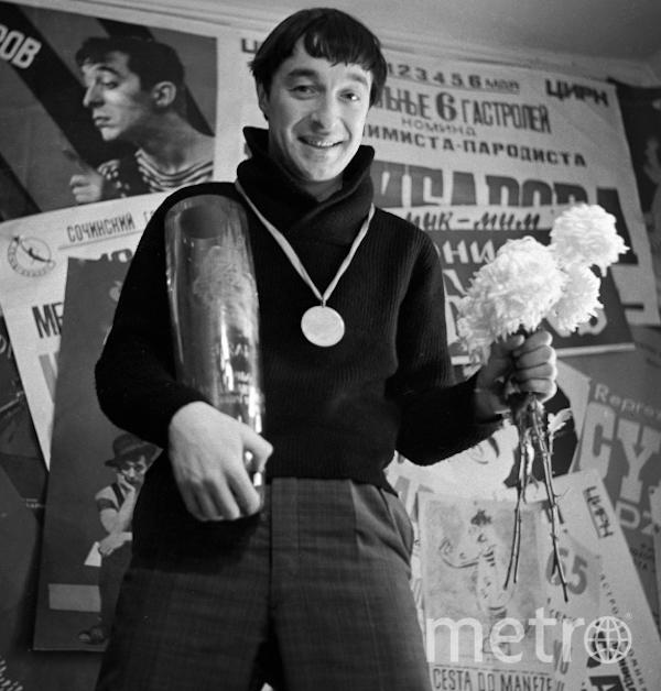 Леонид Енгибаров. Фото Долягин, РИА Новости