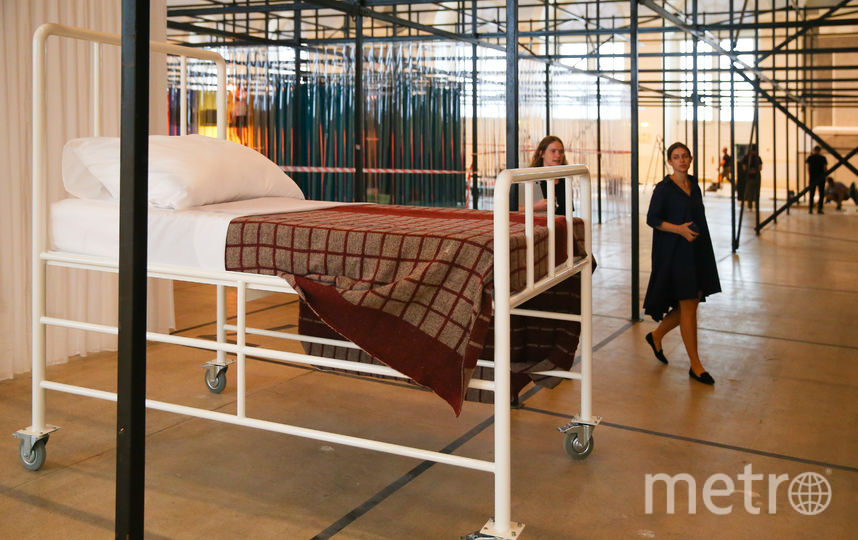 """Выставка """"Здесь и сейчас"""" открылась в столичном Манеже. Фото Василий Кузьмичёнок"""