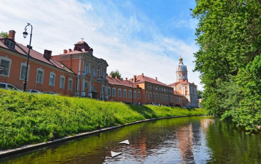 На Яндекс.Картах появились панорамы Санкт-Петербурга, снятые с воды.