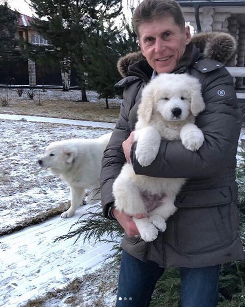 Губернатор Сахалинской области Олег Кожемяко. Фото www.instagram.com/kozhemiako.oleg